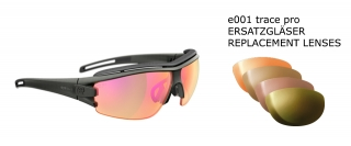 e001 trace pro -  replacement lenses