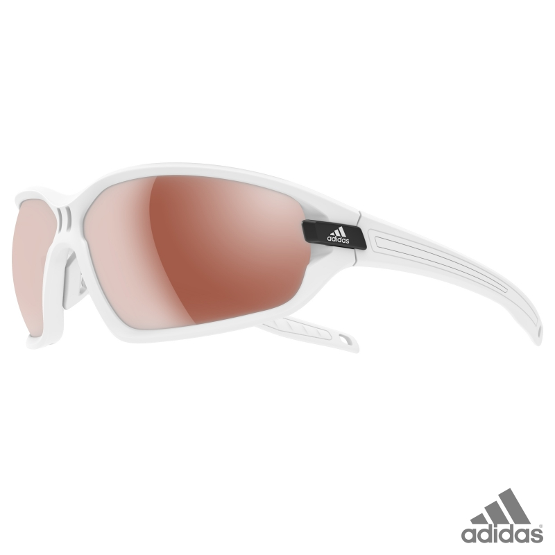 sports shoes 405fb 21084 adidas evil eye evo L white matt  a418 - 6060