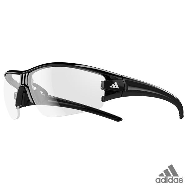 28e99b0fa399 adidas evil eye halfrim L black shiny   a402 - 6066