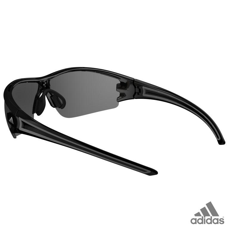 bdf5b41bc3da adidas evil eye halfrim XS black shiny   a412 - 6065