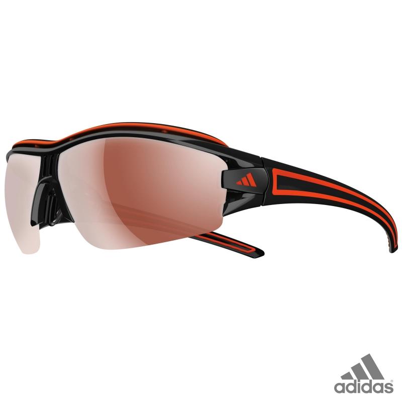 9c89640c37 adidas evil eye halfrim pro S black shiny orange   a168 - 6068