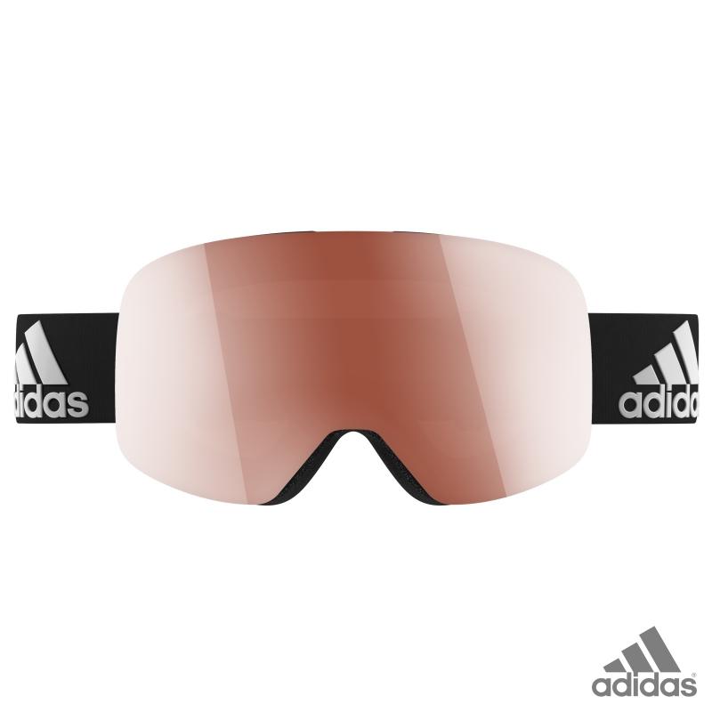 b22931762ba adidas Goggles sport glasses adidas backland black shiny