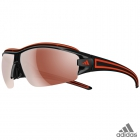 adidas evil eye halfrim pro S black shiny/orange / a168 -...