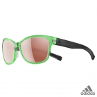 adidas excalate green glow shiny/black / a428 - 6057
