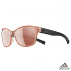 adidas excalate sun glow shiny/black / a428 - 6055