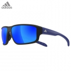 adidas kumacross 2.0 black matt/blue / a424 - 6055