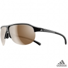 adidas tourpro S black shiny/white line / a179 - 6065