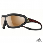 adidas tycane pro outdoor L black matt - red / a196 - 6050
