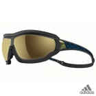 adidas tycane pro outdoor L black matt - blue / a196 - 6051