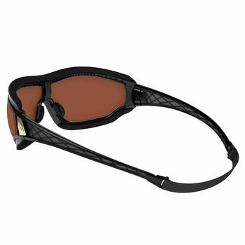 académico diámetro Señuelo  adidas tycane pro outdoor L black shiny/grey / a196 - 6053