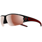 adidas evil eye halfrim S black shiny/red / a403 - 6050